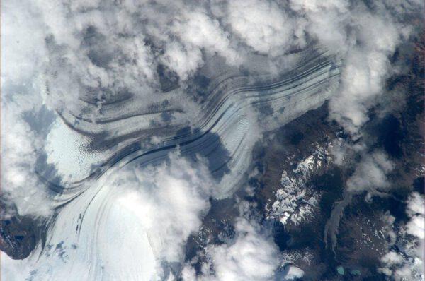 Patagonský ledovec