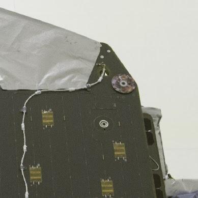 DVD se jmény na sondě MAVEN letící k Marsu