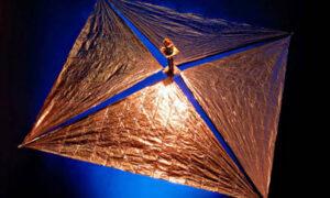 Gossamer Deorbit Sail zdroj:esa.int