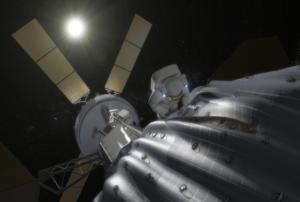 Mise k asteroidu