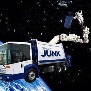 Space Junk zdroj:avionics-intelligence.com