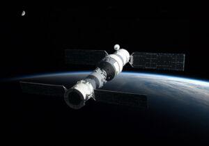 Podobu stanice Tiangong-2 zatím neznáme. Očekává se ale, že bude podobná Tiangong-
