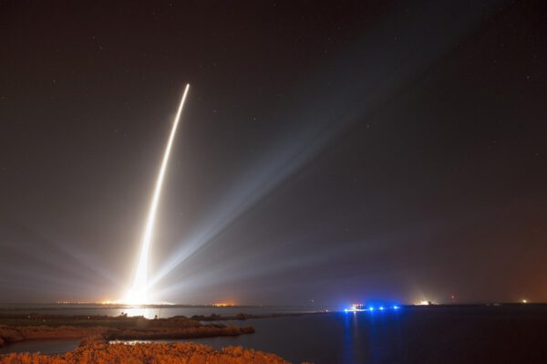 Start Delta IV.