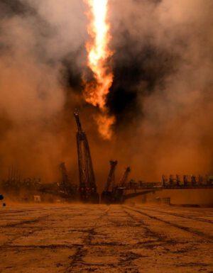 Sojuz odstartoval