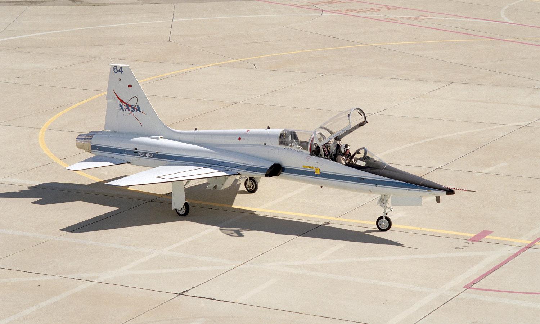 Krásný stroj, který neodpouštěl- T-38N