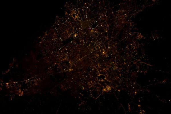 Hlavní město Íránu - Teherán