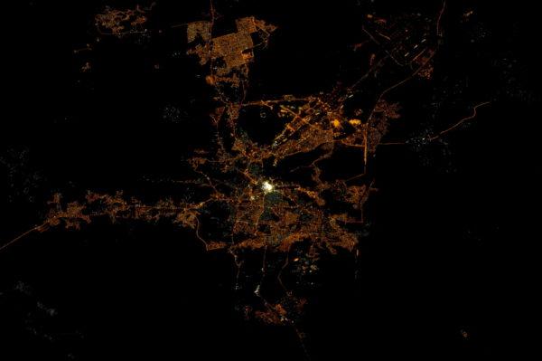 Islámské poutní město Mekka