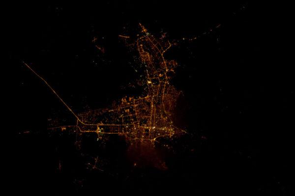 Ruské město Krasnodar