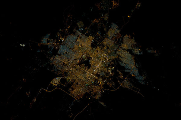 Hlavní město Saúdské Arábie - Rijád