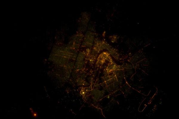 Hlavní město Iráku - Bagdád