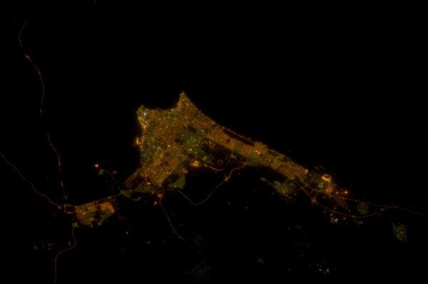 Kuvajt - hlavní město stejnojmenného státu