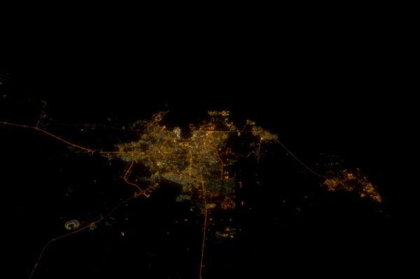 Dauhá - hlavní město Kataru