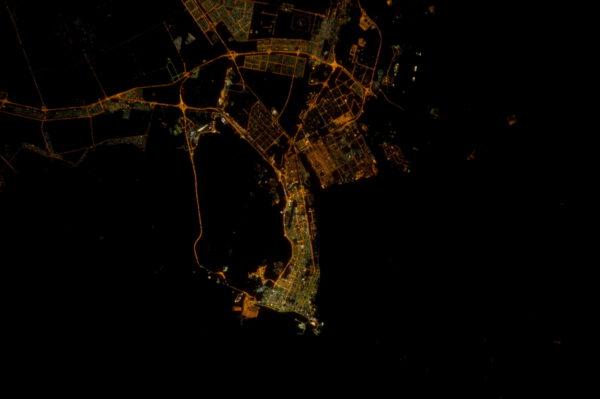 Hlavní město Spojených arabských emirátů - Abú Dhabí