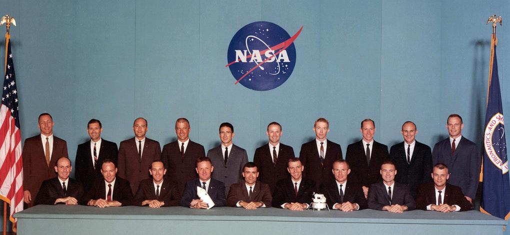 Pátá skupina astronautů