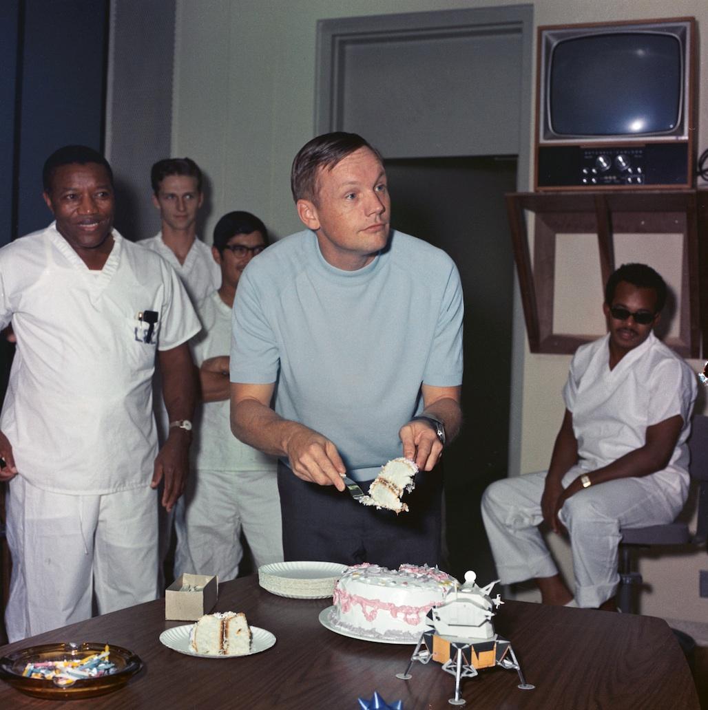Neil slaví 39. narozeniny v LRL