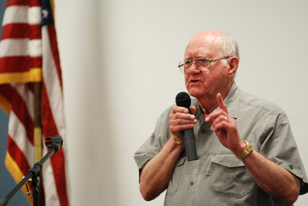 Bill Pogue v roce 2011