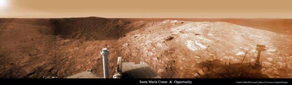 Opportunity na Marsu