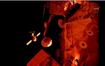 Sojuz u ISS