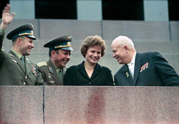 Valentina T. s Nikitou Chruščovem