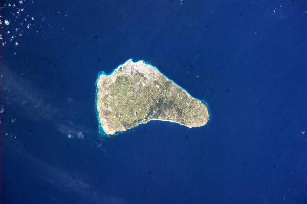 Ostrůvek Tobago u Jižní Ameriky