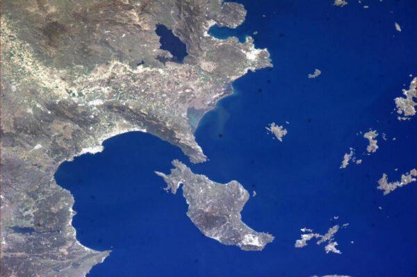 Oblast mezi Řeckem a Tureckem