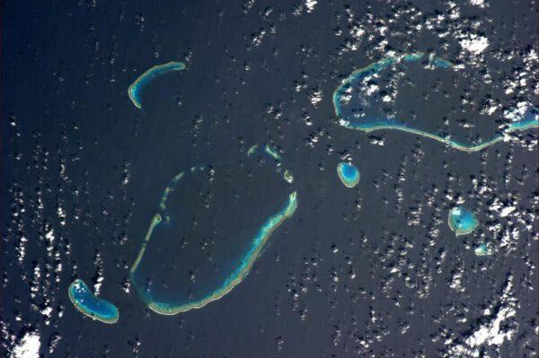 Ostrovy v jižním Pacifiku