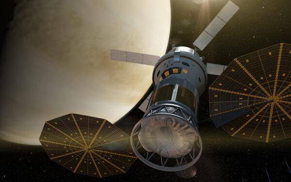 Plánovaná sestava u Venuše