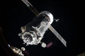 Progres u ISS