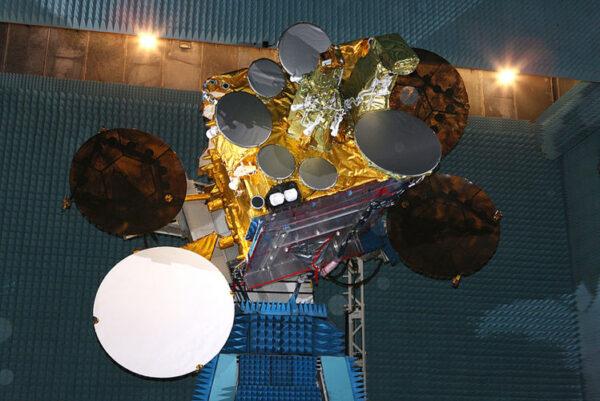 Eutelsat 3B během testování