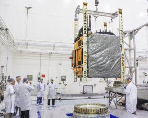 Navigační satelit GPS IIF-6