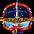 Logo kosmické lodi Sojuz TMA-13M