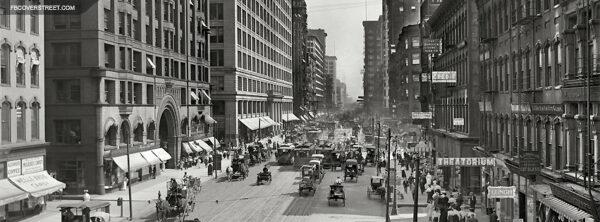Chicago v první polovině dvacátého století