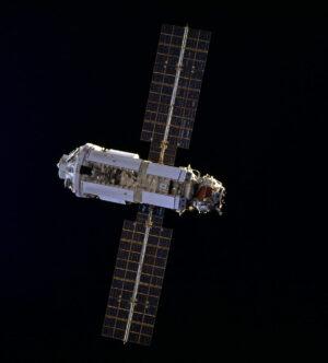 Zarja se v listopadu 1998 stala první vypuštěnou součástí ISS.