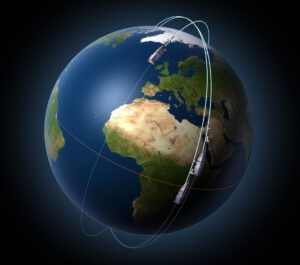 Oběžné dráhy družic Swarm