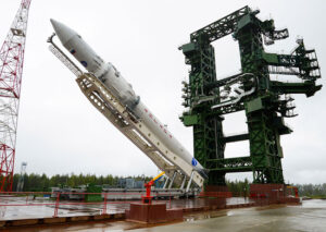 Vývoz rakety Angara