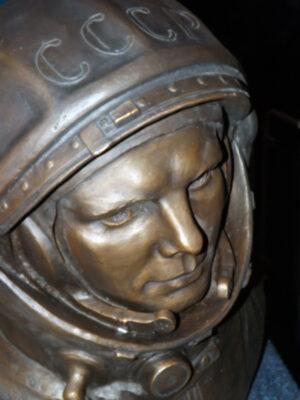 Gagarinova busta