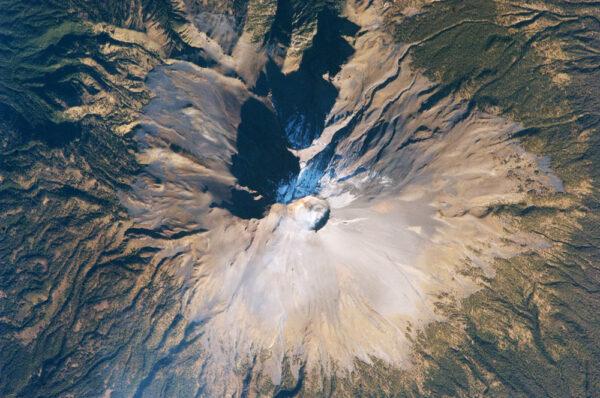 Popocatépetl - zřejmě nejznámější sopka v Mexiku