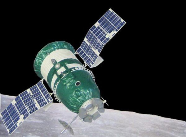 Zond u Měsíce