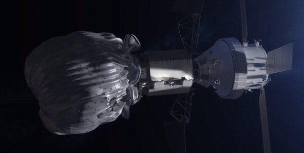 Samotná mise u asteroidu