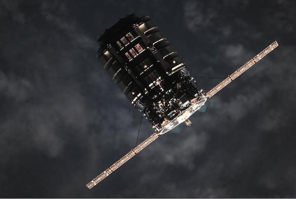 Západ slunce za Cygnusem