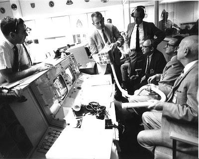 Slayton během krize Apolla-13