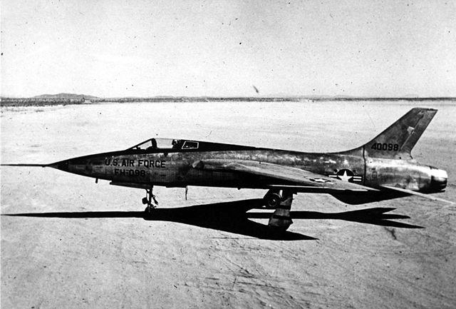 Prototyp Republic YF-105 Thunderchief