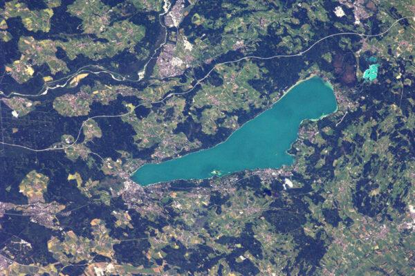 Starnberger See - páté největší jezero v Německu