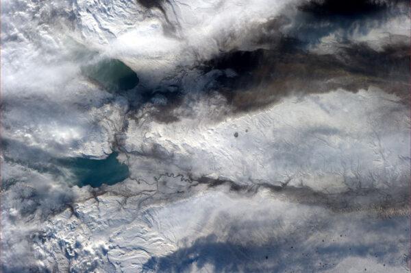 Zasněžená Patagonie
