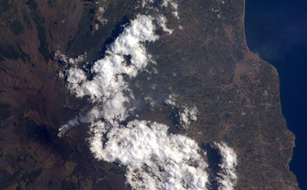 Fotogenická Etna
