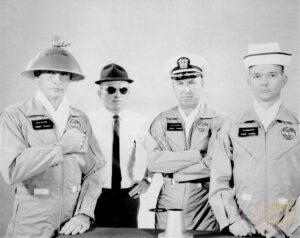 """Astronauti si zakládají na své image """"ostrých hochů""""..."""
