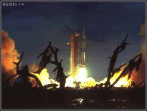 Start Apolla 14