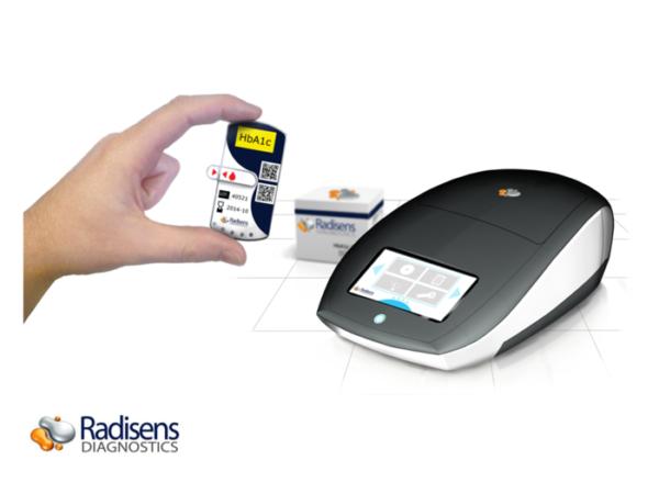 Diagnostické zařízení firmy Radisens Diagnostic