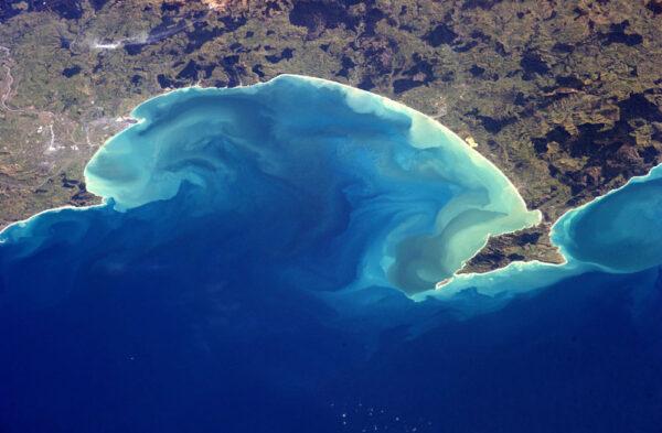 Záliv Hawke na Novém Zélandu