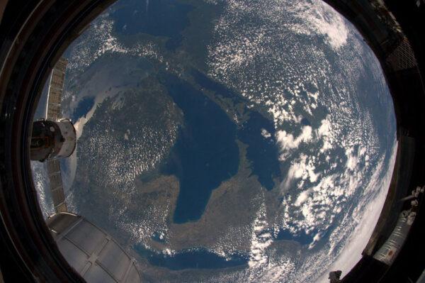 Velká jezera na pomezí USA a Kanady